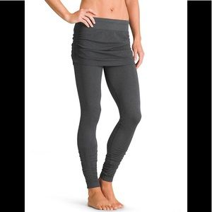 Athleta Grey Skirts Got Legs Leggings